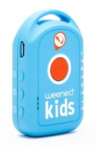 La balise GPS pour enfant Weenect Kids est compacte