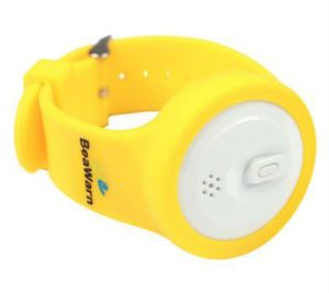 Le bracelet de géolocalisation pour enfant Beawarn