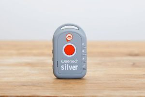 Weenect Silver traceur GPS pour Senior